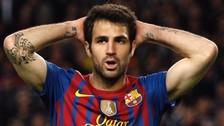 Cesc Fabregas no volvería al Barcelona pero sí a la Liga BBVA
