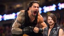 WWE: AJ Styles se lesionó y deja a Roman Reigns reina más que nunca
