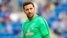 Claudio Pizarro renovaría con Werder Bremen una temporada más