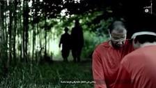 Niños 'terroristas' del Estado Islámico ejecutaron a dos rehenes sirios