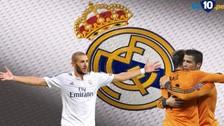 Real Madrid: Lewandowski, Aubameyang y Lukaku reemplazarían a Benzema