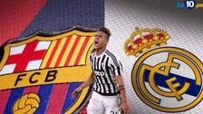 Barcelona y Real Madrid se pelean por Paulo Dybala