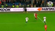 Liverpool vs. Sevilla: la mano de Carriço que pudo cambiar la historia del partido