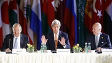 Las potencias se comprometen a apoyar el alto el fuego en Siria
