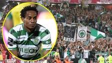 Hinchas de Sporting de Lisboa criticaron a André Carrillo por imagen en Instagram