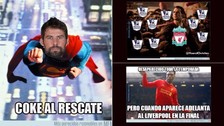 Sevilla vs. Liverpool: los mejores memes de la final de la Europa League