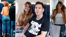 Messi y Antonella Roccuzzo pasarán las vacaciones en Croacia con Rakitic