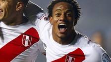 André Carrillo y su nuevo look tras vinculación con Atlético de Madrid