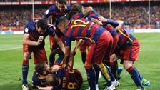 Barcelona venció 2-0 al Sevilla y es campeón de la Copa del Rey