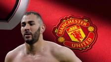 ¿Karim Benzema dejaría el Real Madrid para ir al Manchester United?