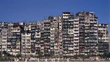 Así era Kowloon, la ciudad más densamente poblada del mundo