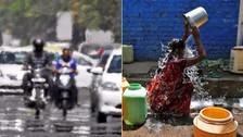 Video: ola de calor derrite las calles de la India y genera suicidios