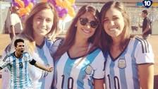Lionel Messi: Antonella Roccuzzo y sus bellas hermanas