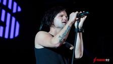Vivo X El Rock 7: The Rasmus se lució en el Estadio Nacional  [FOTOS]