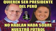 Debate Presidencia 2016: aparecen 'memes' de fútbol peruano tras confrontación