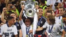 Real Madrid: Marcelo sorteará su medalla de campeón de la Champions League