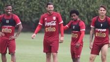 Selección Peruana: Yordy Reyna lució estrambótico cambio de look