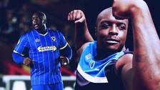 Adebayo Awinfenwa, el jugador más pesado del mundo se quedó sin equipo