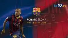 Dani Alves: 10 opciones para reemplazarlo en Barcelona