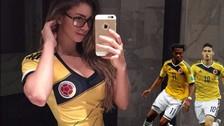 Copa América Centenario: Anllela Sagra, la reina del fitness colombiana