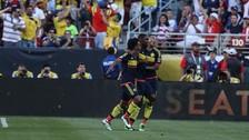 Colombia venció 2-0 a Estados Unidos en partido inaugural de la Copa América