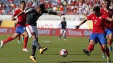 Costa Rica y Paraguay empataron 0-0 por la Copa América por la Copa América