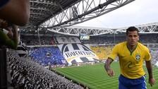 Dani Alves confirmó que jugará en la Juventus