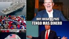 Estados Unidos es víctima de las burlas en los memes de la Copa América
