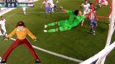 Copa América: la impresionante tapada de Ospina en el Colombia vs. Paraguay