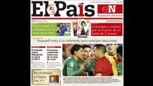 Las portadas de los diarios bolivianos tras el triunfo polémico de Chile.