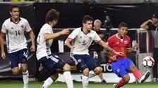 Colombia pasó de fase en la Copa América pese a caer ante Costa Rica