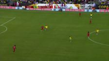 Perú vs. Brasil: Alberto Rodríguez desairó a Gabriel con elegante salida