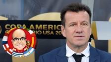 Perú vs. Brasil: Misterchip criticó duramente a Dunga tras eliminación