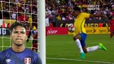 Perú vs. Brasil: Pedro Gallese y la jugada que pudo cambiar todo