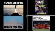 Perú vs. Brasil: nuevos memes causan furor en las redes sociales