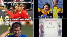 Dunga es protagonista de los memes tras ser destituido como DT de Brasil