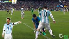 Argentina: Messi dejó en ridículo a arquero boliviano con fantástica huacha