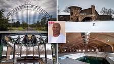 Mike Tyson: así quedó su mansión tras declararse en bancarrota