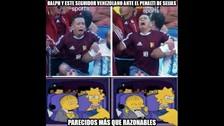 Divertidos memes dejó el triunfo de Argentina sobre Venezuela (4-1).
