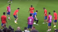 Gerard Piqué le hizo una tremenda 'huacha' a Iker Casillas