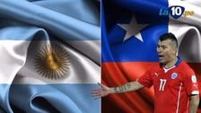 Chile vs. Argentina: Gary Medel publicó desafiante mensaje previo a la final