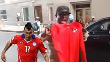 Argentina vs. Chile: Gary Medel desató la alegría de un taxista en Chicago