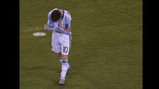 La tristeza de Argentina y la algarabía de Chile tras la final de la  Centenario.