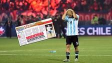 Argentina vs. Chile: medios de ambos países se enfrentaron por Mascherano