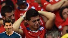 Argentina vs. Chile: Alexis Sánchez se perdería la final de la Copa América