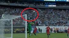 Argentina vs. Chile: Claudio Bravo y su fantástica atajada ante cabezazo de Agüero