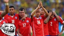 Argentina vs. Chile: el meme que se volvió viral previo a la final de la Copa América