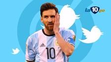 Messi: las redes sociales claman que no se retire de la Selección Argentina