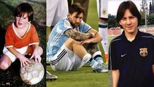 Lionel Messi: el día que soñó con jugar por la Selección Argentina