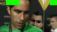 Chile campeón: Gary Medel trolleó a Claudio Bravo en entrevista en vivo
